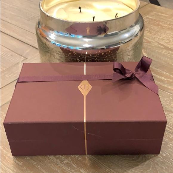 Charlotte Tilbury Other - Charlotte Tilbury Box and Ribbon
